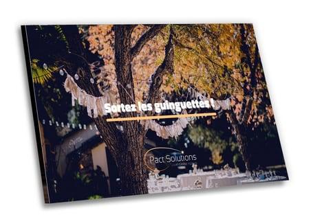 Cover brochure guinguette
