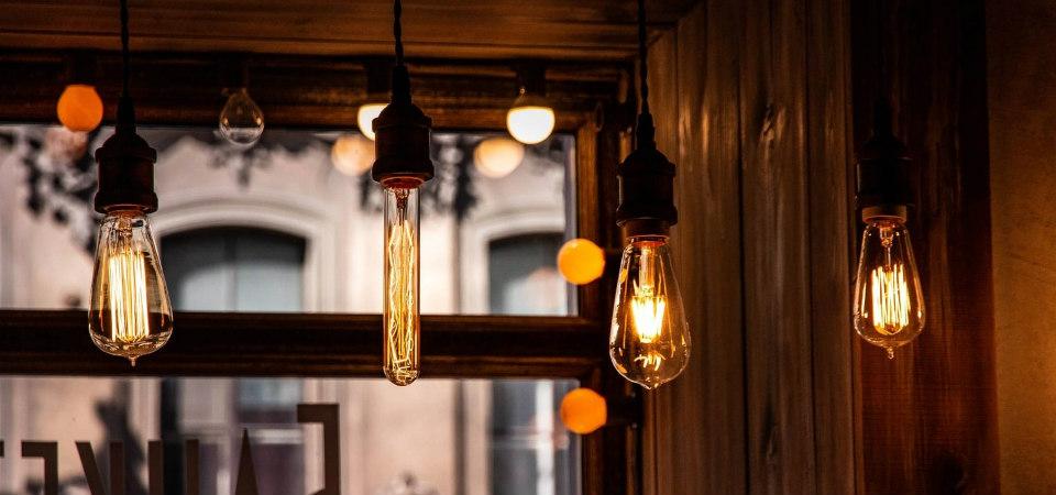 différents types d'ampoules guinguettes