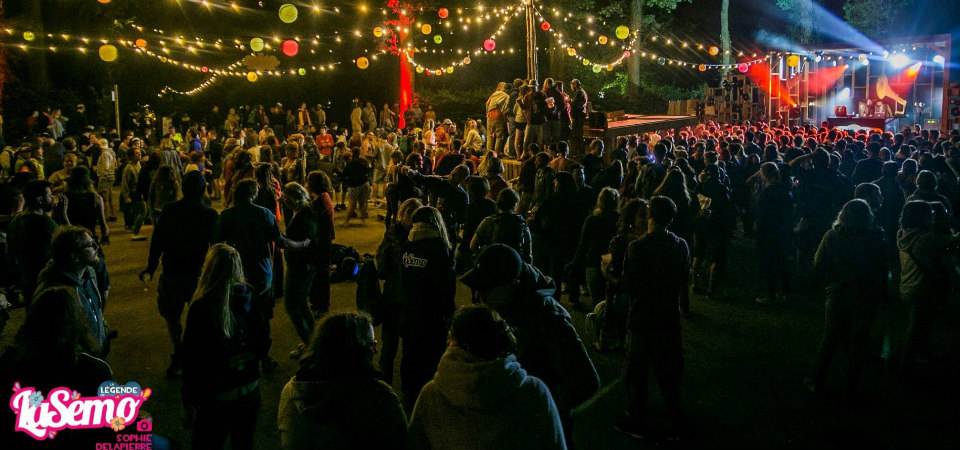 Lasemo festival lumières